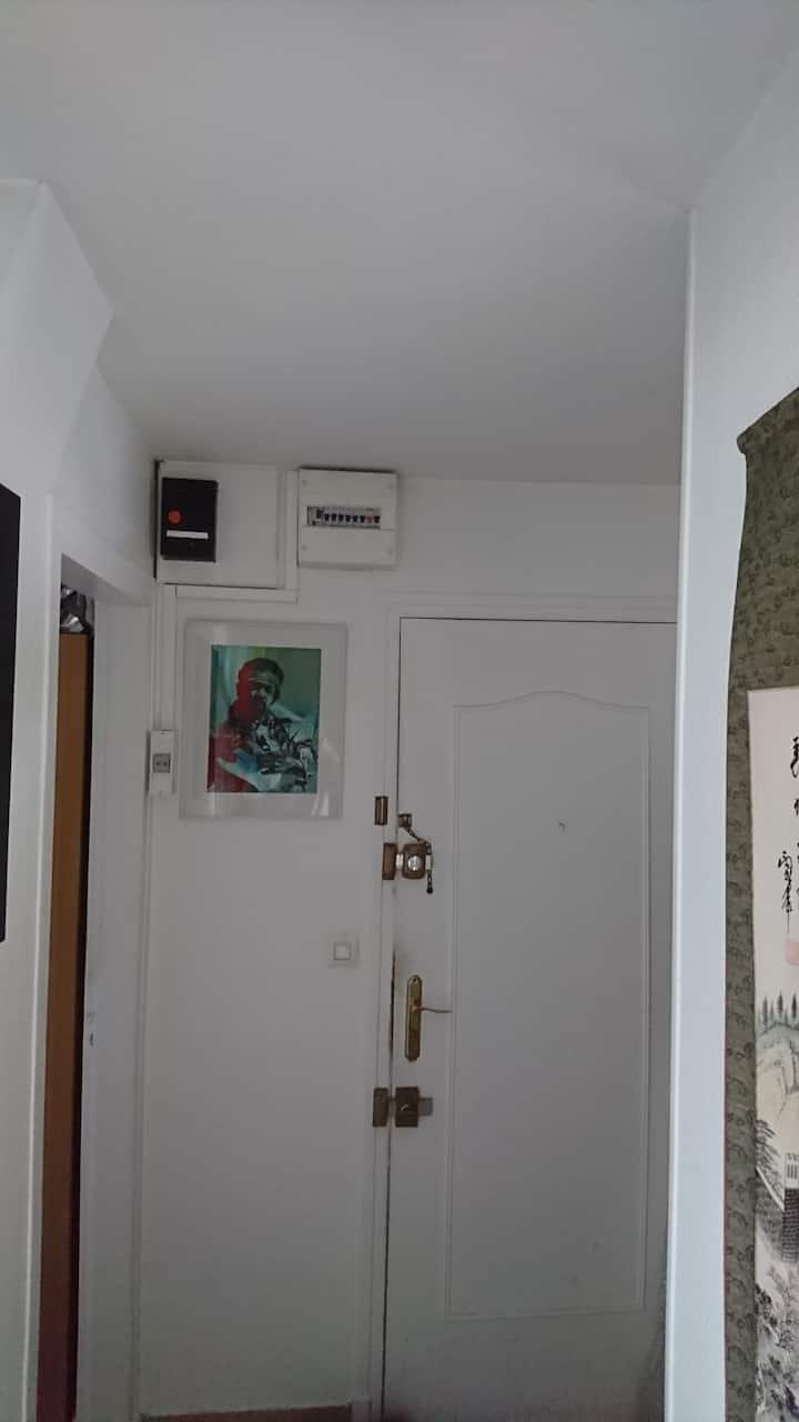 Bel Appartement proche de la gare et de l. Oise