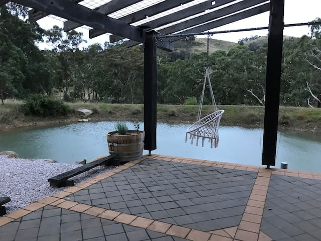 Kirwin Mudgee Jacobs place eco house off the grid