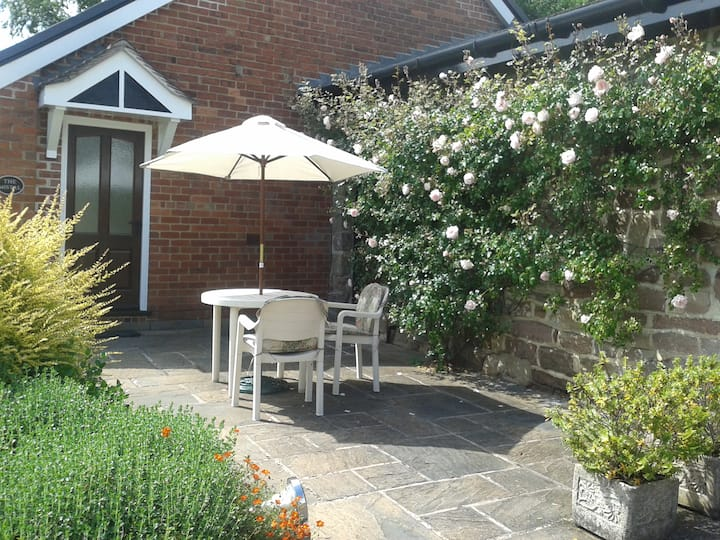 The Mistal Cottage ground floor accommodation