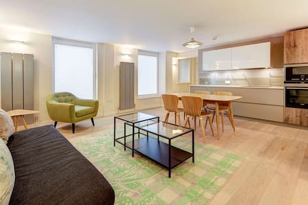 Spacious Quiet Brand New apartment Convent Garden - Londen
