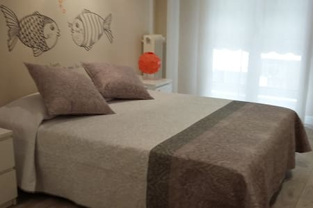 Lovely 2-bedrooms apartment at the city center - Logroño
