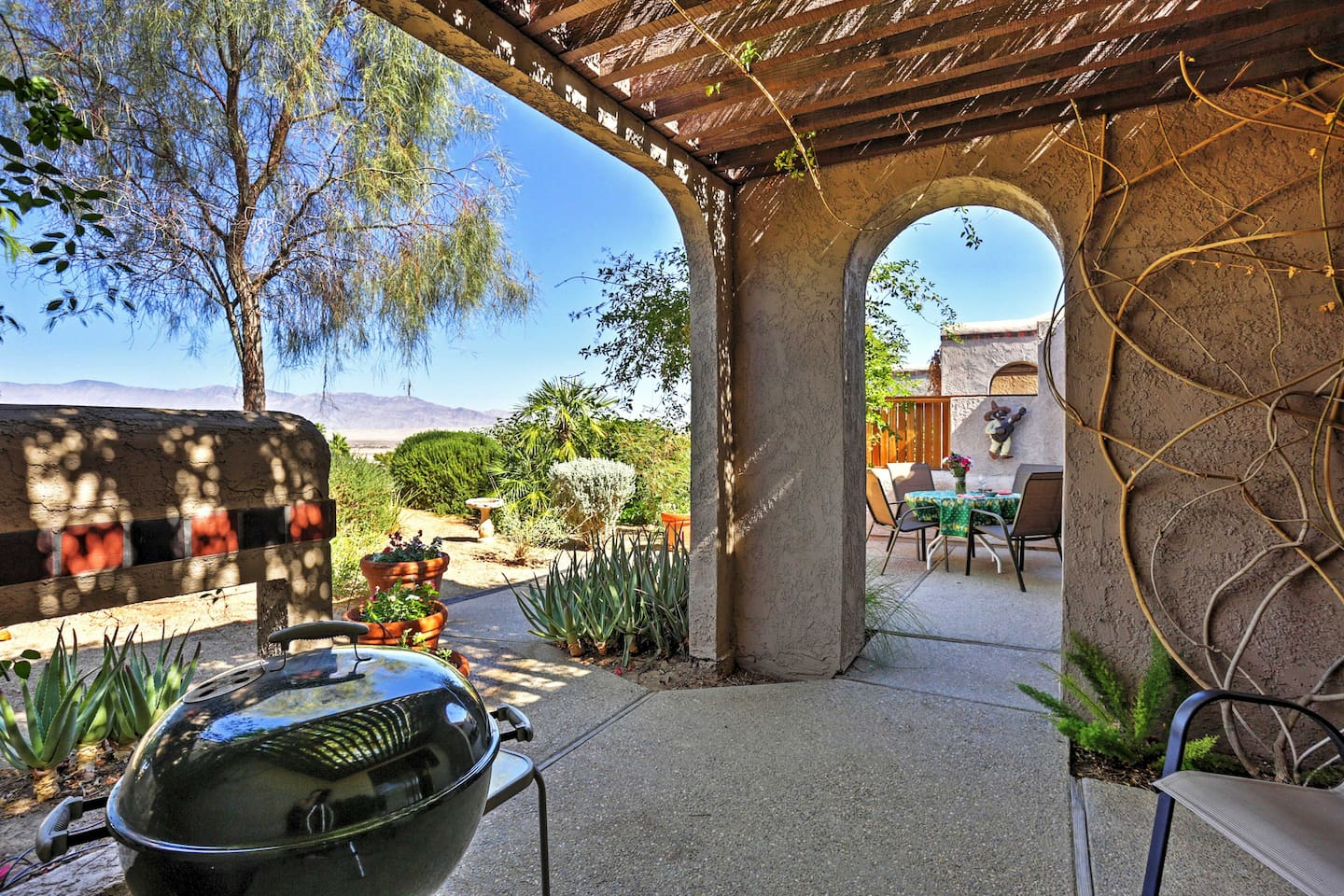 Elevate your Borrego Springs experience with this marvelous vacation rental condo.
