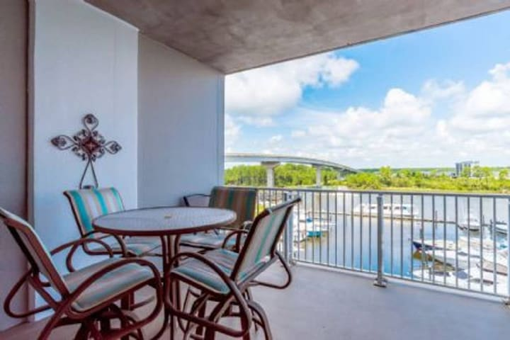 Oasis Waterpark included! The Wharf has more to offer for the entire family!