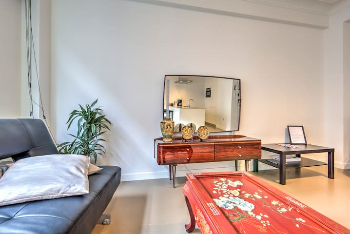 Meir Lodge. Apartment Central Antwerp 3L