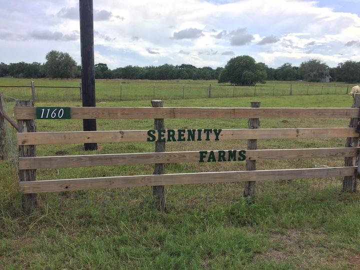 Serenity Farms: Sheridan, TX