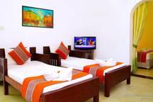 Family Room In Hotel Romano