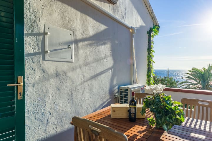 Charming apartment with sea view - Appartamento Relax