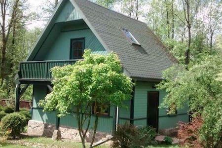 Zielony Domek - Krasnopol - Casa