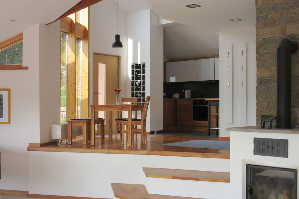 Essbereich /Küche