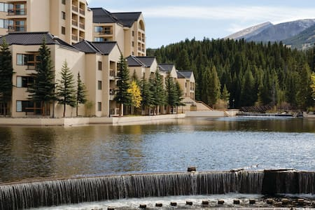Marriott Breckenridge Luxury 1BD villa sleeps 6