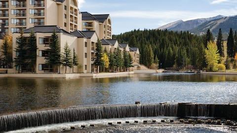 Marriott Breckenridge Luxury 1BD villa sleeps 6