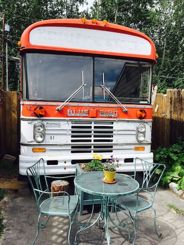 A Bus Named Nellie - Anchorage - Camper/RV