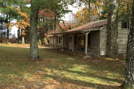 2BD, 2 BA home in Glade Valley - Glade Valley - Talo