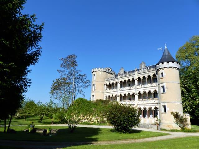 une demeure surprenant