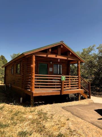 Cabin Suite, Free Resort Breakfast & Amenities QB3