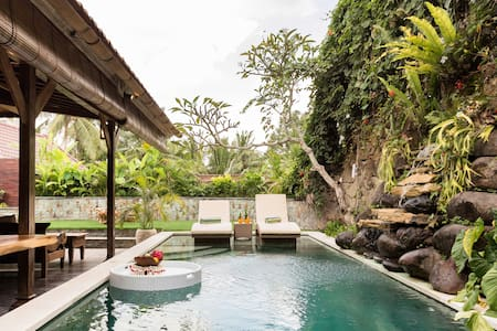 Pondok Prapen Cozy Boutique Villa close to Ubud Market
