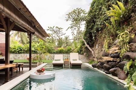 Pondok Prapen Cozy Boutique Villa close to Ubud Market