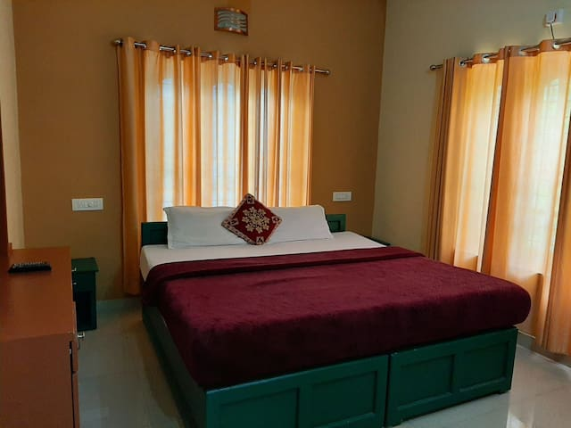 3 Bed Room Appartment for 10 Guests in Wayanad