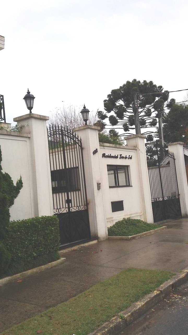 Aconchegante apartamento no centro de Campos