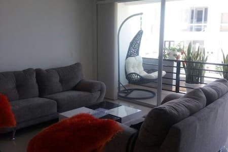 Acogedor apartamento en condominio - La Mesa