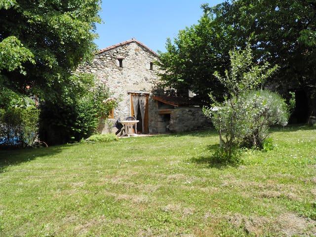 Petite grange rénovée - Valcabrère - House