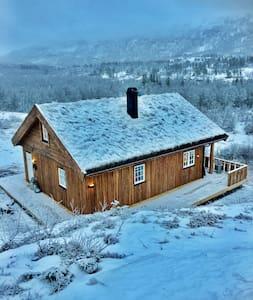 Hytte ved Hardangervidda - Eidfjord kommune