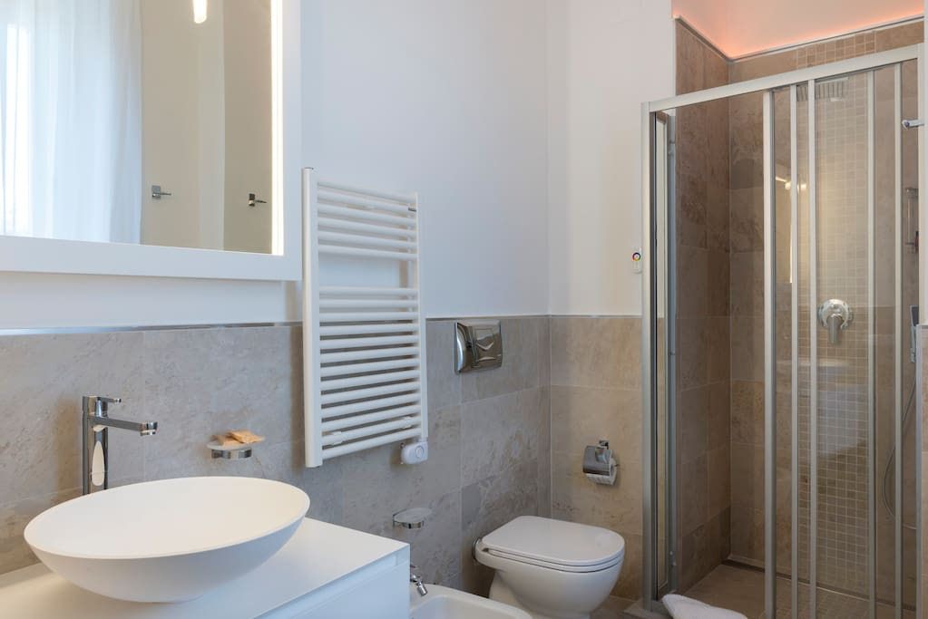 BAgno double superior room