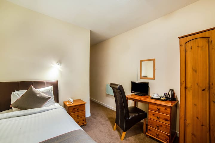 Standard Single in Loch Ness Drumnadrochit Hotel