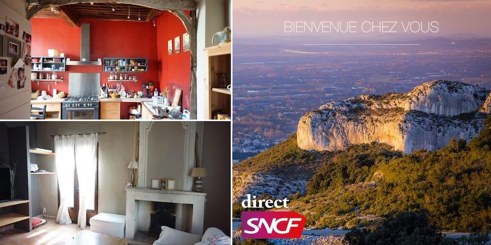 Votre maison du XVIIe en Provence - Tarascon - Townhouse
