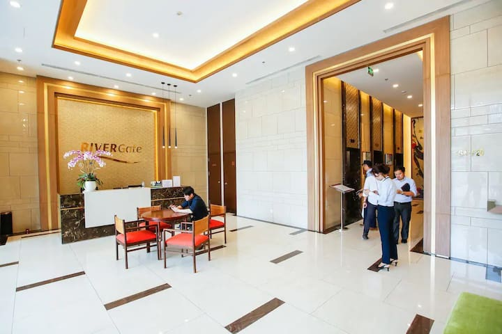 RIVERGATE RESIDENCE CENTRAL IN HCMC–FREE POOL&GYM