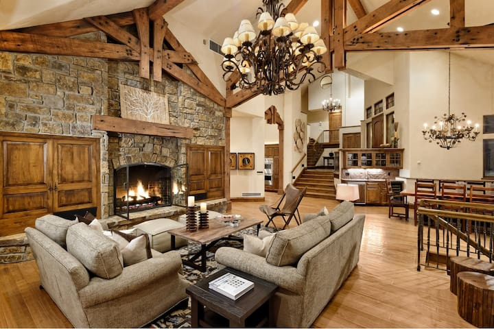 Snowmass Wood Road Luxury Home