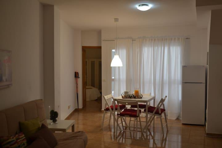 Apartamentos La Aldea - B.A