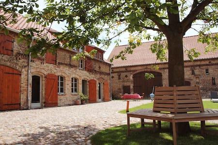 Ferienwohnung auf dem Bauernhof - Michendorf
