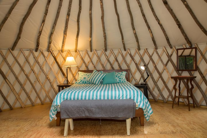 Kingfield Yurt and Breakfast