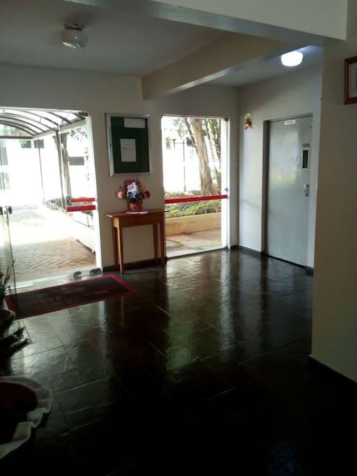 Holl de Entrada do Prédio