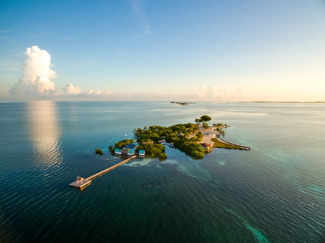 Luxury Private Island Rental - Royal Belize