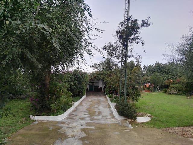 Casa de campo Álamos, un lugar para descansar.