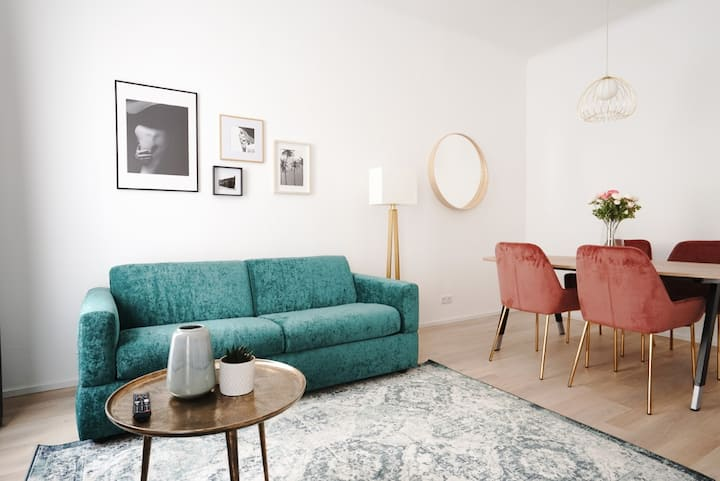 The Fabulous Viennese style Apartment