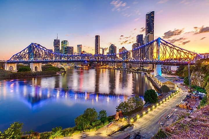 Milan's guidebook to Brisbane's Essentials
