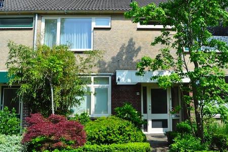 Apartment near Alkmaar & Amsterdam, 2 pers.+baby - Heiloo