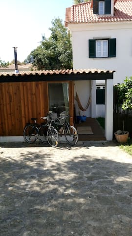 Cosy Studio with bikes between mountain & sea - Sintra - Rumah Tamu