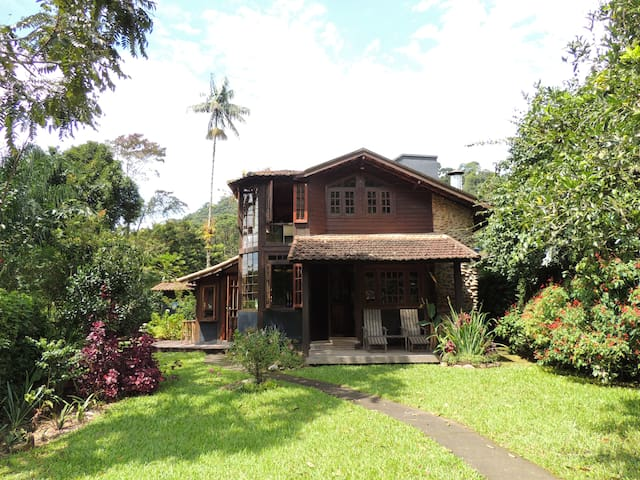 Cozy house in Visconde de Mauá! - Itatiaia - Cabaña