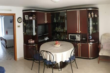 D' ERRICO'S HOUSE