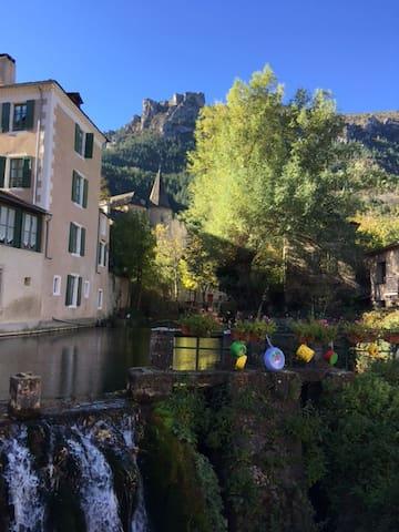 Florac - Appartement au cœur des Cévennes
