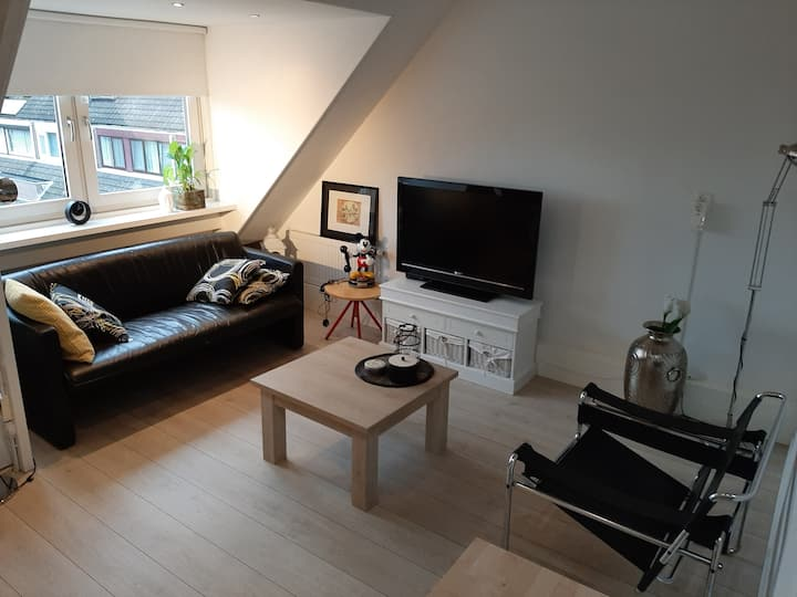 Amsterdam studio 20 minutes from City centre