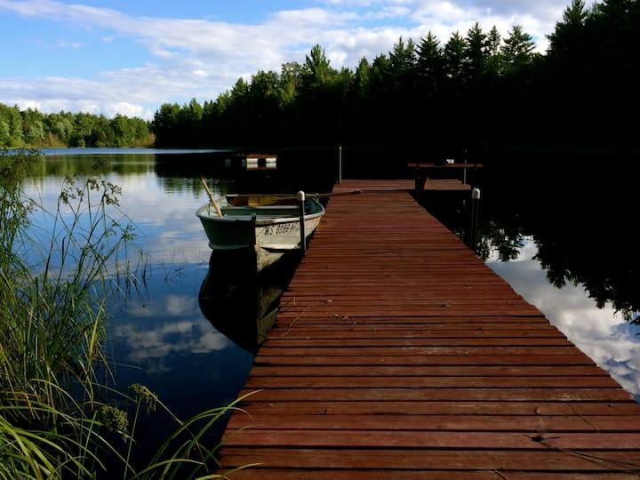 Serene Seeley Lakehouse