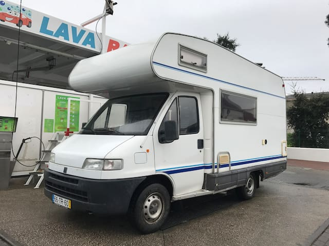 Motorhome/Wohnmobil for rent