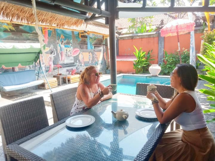 Rumah Tujuh - Pondok Gaya Studio - Self Catering