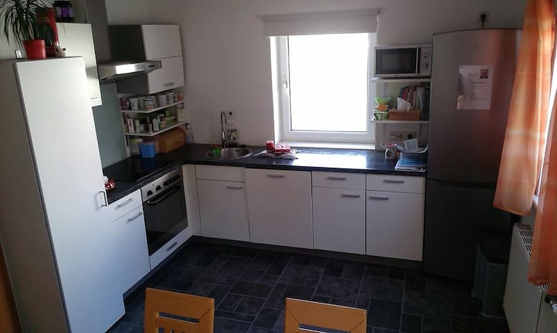 Room for 1 or 2 persons in our private apartment - Weigelsdorf