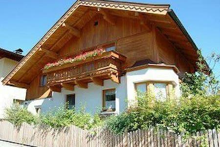Ferienhaus Vakantiehuis Gletscherblick Uttendorf